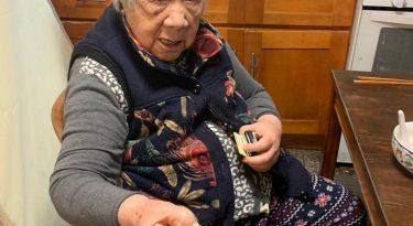 旧金山98岁老奶奶为武汉捐款 第二天安详仙逝
